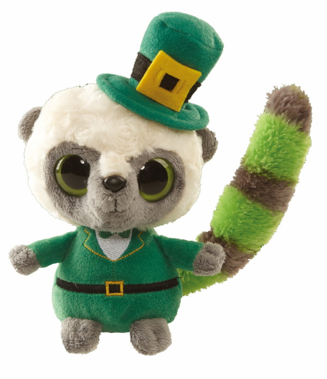 YooHoo & Friends Irish YooHoo 6 inch Soft Bush Baby Ireland