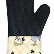 Chickens Neoprene Gauntlet