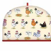 Chickens Cotton Tea Cosy