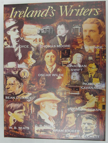 The Irish Writer's 500 Piece Jigsaw Puzzle