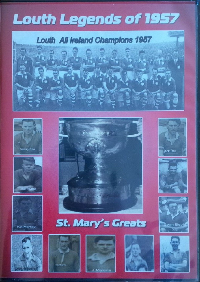 Louth Legends of 1957 DVD