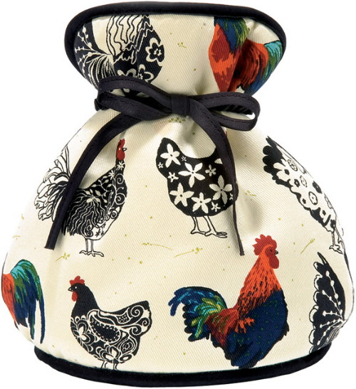 Rooster Muff Tea Cosy
