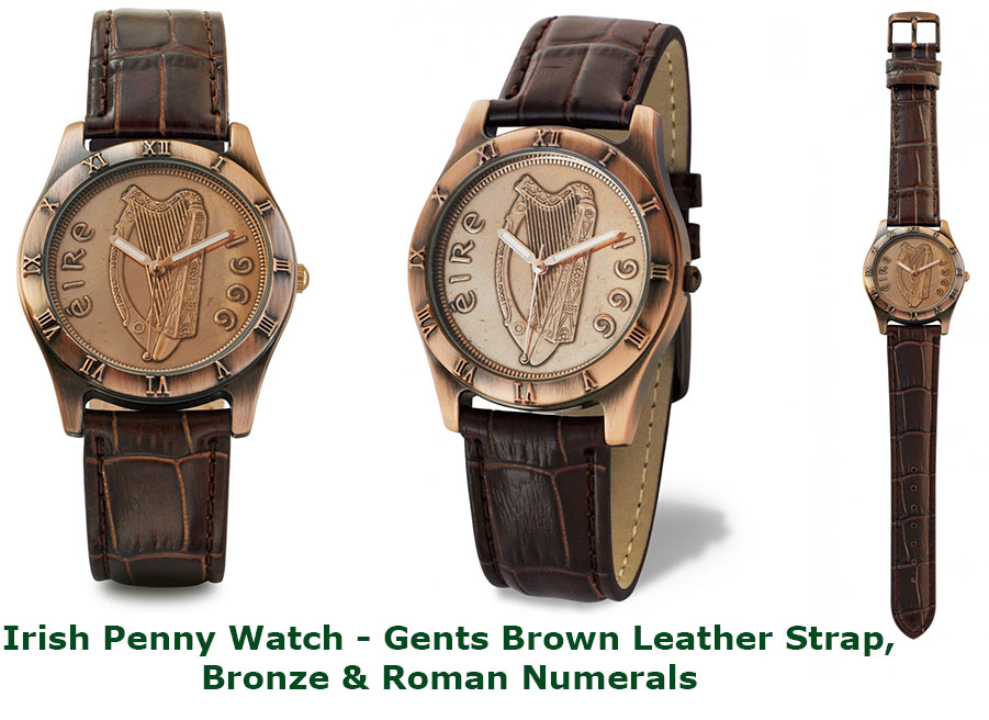 Irish Old Penny Watches