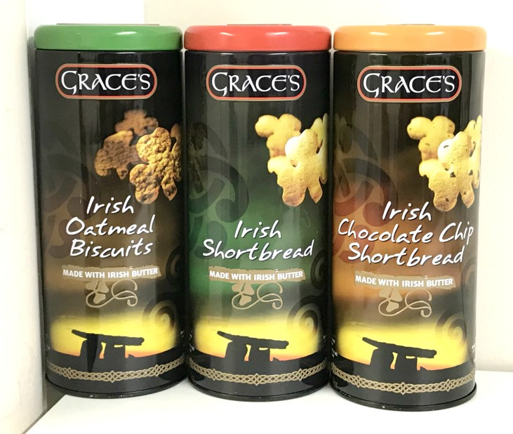 Grace's Irish Biscuits