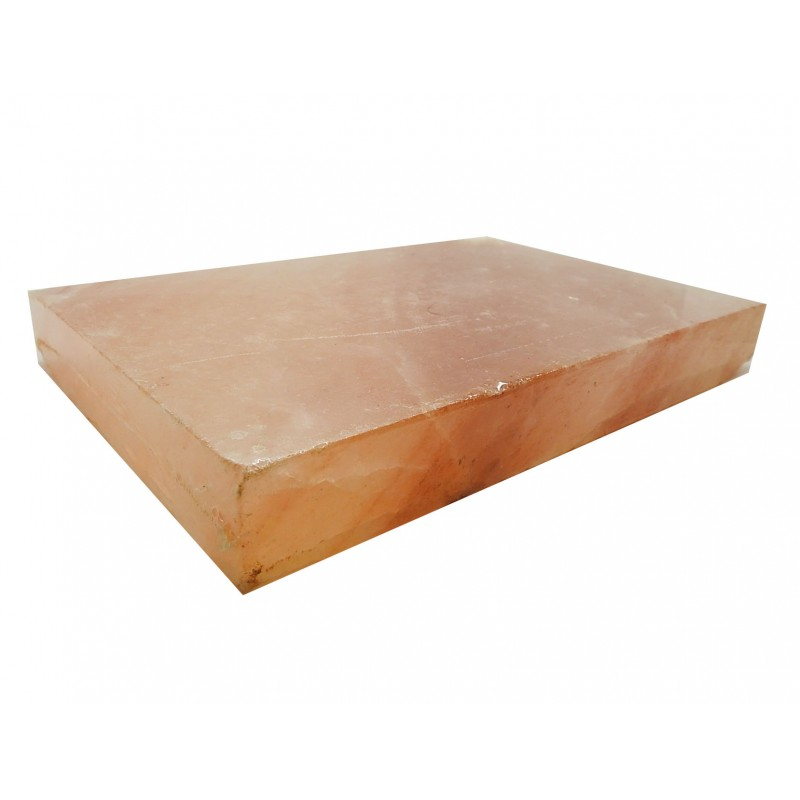 Himalayan Rock Salt Rectangular Grilling Slab