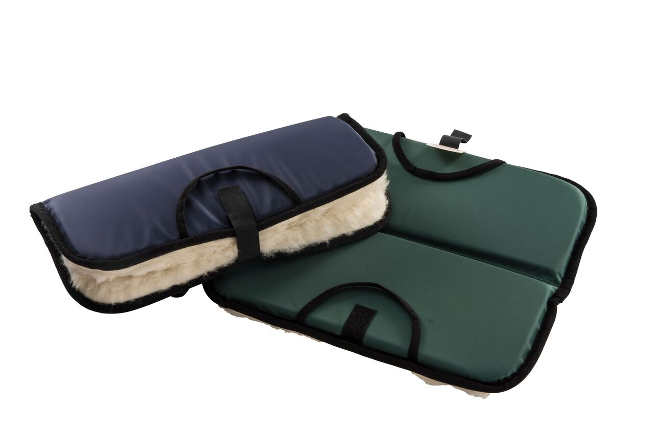 Irelamb PVC Nylon Folding Seat Cushion