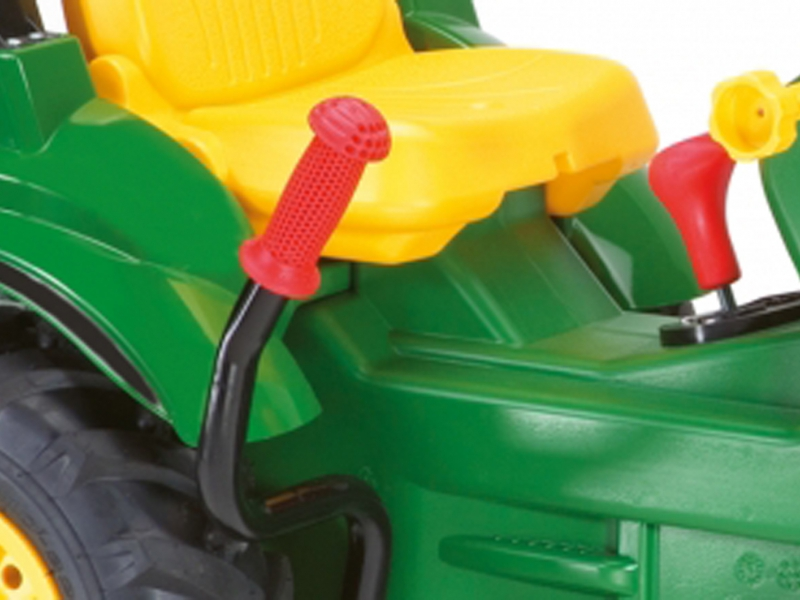 John Deere 7930 Tractor and Front Loader, Pneumatic Tyres, etc