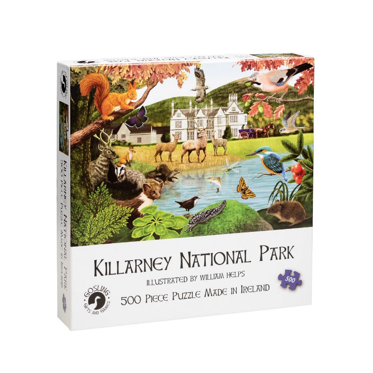Killarney National Park - 500 Piece Jigsaw Puzzle