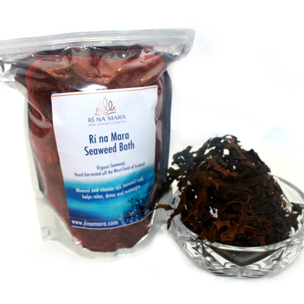 Ri Na Mara Dried Seaweed Bath Soak 200gm